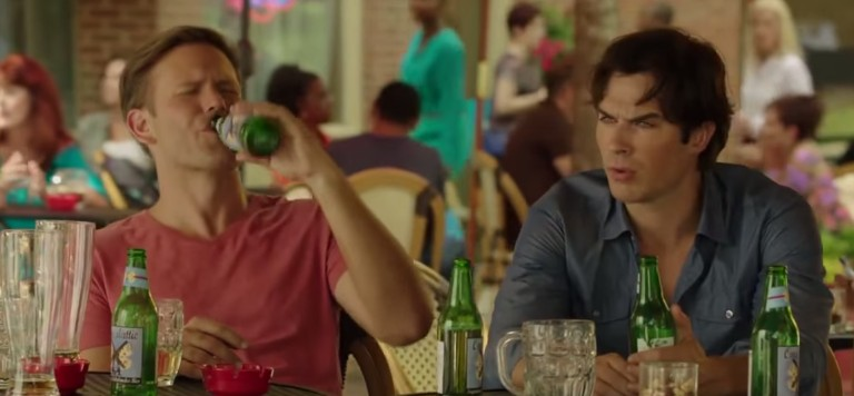 Video: TVD 7×01 Webclip: 'Day One of Twenty-Two Thousand, Give or Take'