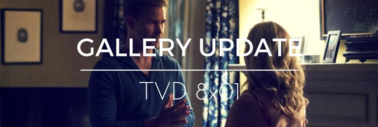 Photos + Video: TVD S8 'Villains' HD Trailer + 8×01 'Hello Brother' HQ Still