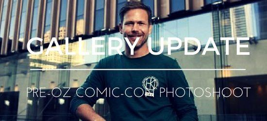 Photos: MQ 2017 Pre-Oz Comic-Con Shoot