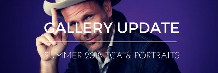 Photos: Summer 2018 TCA Press Tour + Portraits